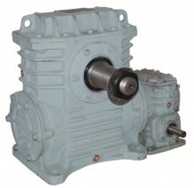 The motor reducers cylindrical in assortment