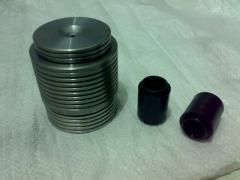 Изготовление форм для литья изделий из пластмасс.