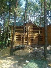 Дома деревянные из евробруса от производителя