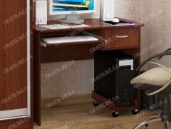 Стол компьютерный прямой СКП-1 970х760х570мм