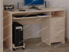 Стол компьютерный прямой СКП-4 1210х760х570мм