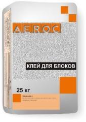 Сухие клеевые смеси AEROC