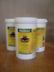 Biowedge tm Compost biological product for