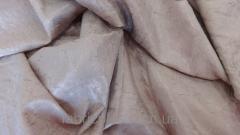 Портьерная ткань Жатка беж. 020715