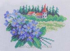 Рисунок для вышивания крестиком А-5 5406