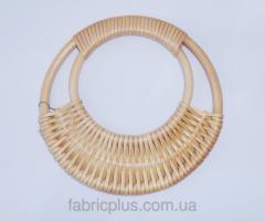 Ручка на сумку (бамбук)плетенная 5288