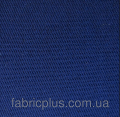 Саржа темно-синяя 7497