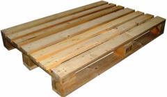 Поддон деревяный 1200х800