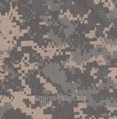 Кордура расцветки Universal Camouflage Pattern