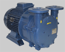 Pumps water ring vacuum MEX series. Production of