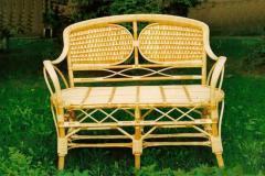 Плетеная мебель из лозы, Диваны плетенные из лозы