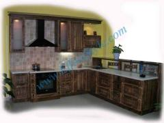 Exclusive kitchens. Photo of examples
