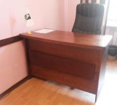 Desk for the school student of SSh1