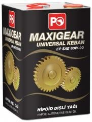 Oil for transmission of Petrol Ofisi MAXIGEAR EP-X