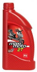 Oil for the Petrol Ofisi maximoto 2T motorcycle (1