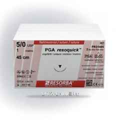 PGA resoquickTM is the synthetic, sterile,