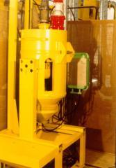 Huller centrifugal ShTs-1000 AP