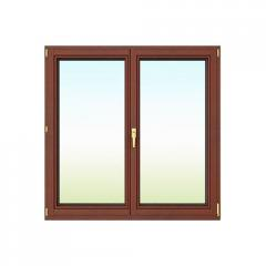 Eurowindows wooden, production, production under