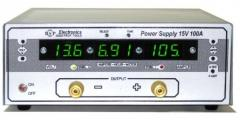 The power supply unit for galvanic bathtubs