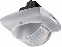 Sensor of presence compact passage 24V