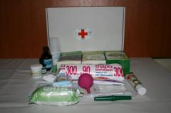 The first-aid kit for the newborn