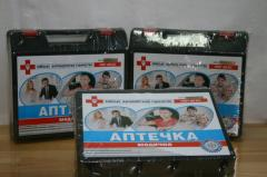 First-aid kit medical first aid