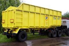TM-47 semi-trailer