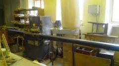 Machine Two-saw Prodolnoobrabatyvayushchy