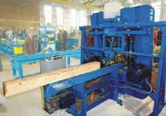 Machine delitelny tape multisaw PLP-ASTRA-D(2 … 4)