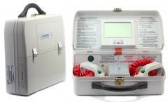 ДКИ-Н-15Ст БИФАЗИК+ Кардиодефибриллятор-монитор портативний с универсальным питанием