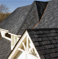 Roofing tile of Ecostar