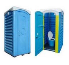 Кабины туалетные уличные (Сумы, Харьков, Полтава)