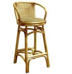 Chair bar rattan