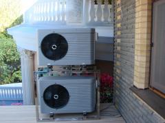 Thermal pumps. Thermal pumps air - water. Sale.