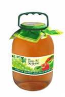 The nectar of grape-Apple (3 l), wholesale