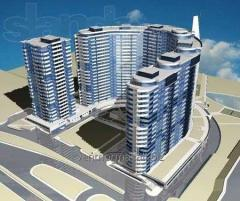 Архітектурне проектування промислових і цивільних
