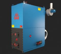The Dr200 heatgenerator from the producer