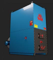 Heatgenerator solid propellant Drakon-Energiya of