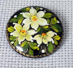 Brooches, Ukrainian souvenir