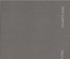 Патинированный цинк-титан QUARTZ-ZINC, VM Zinc, Umicore