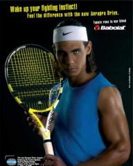 BABOLAT (БАБОЛЯ) - продукция для тенниса. НАМОТКИ,