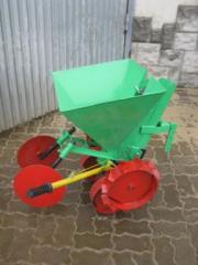 Kartofelesazhalki to the motor-block