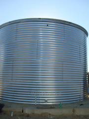 Tanks for storage of fertilizers