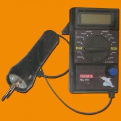 Hydrometer electronic H.E.M.O AVD 6100