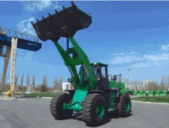 PetroNick PN 966 wheel loader