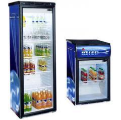 Cases refrigerating medium temperature INTER