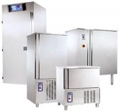 Cases of a shock freezing. Cases of fast cooling /