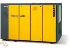 Винтовые компрессоры KAESER с частотным преобразователем (SFC) серии SM SFC – HSD SFC