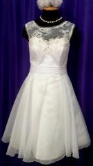 Short wedding dress (tsk 001)
