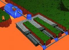 Автономная наружная канализация